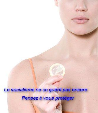 LE SOCIALISME NE SE GUERIT PAS ENCORE