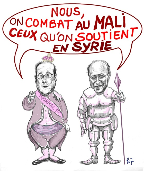 Ri7Hollande fabius s